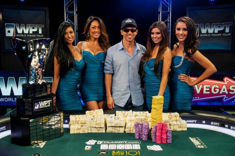Kai Chang  Wins 2013 WPT Bay 101 Shooting Star for $1,138,350