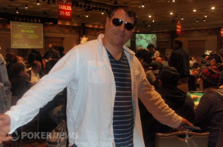 2012-13 WSOP Circuit Caesars Atlantic City Day 1: Benedetto Bianco Leads