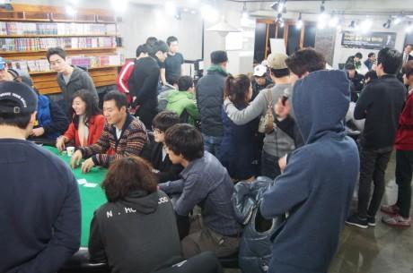 지지포커 후원, 홀덤클럽 토너먼트 & Vivian Im 출판회가 성황리에 마감