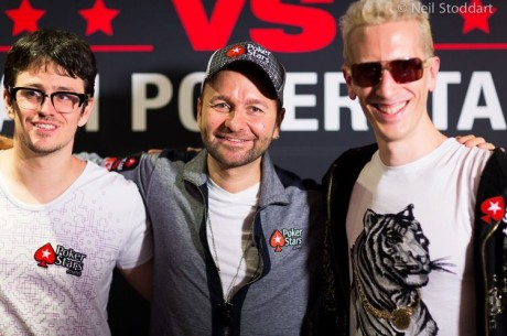 Team PokerStars Arrasa Team Full Tilt Poker - 3 a 0