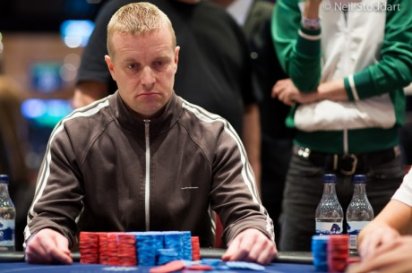 2013 PokerStars.com EPT London Main Event Day 3: баббл лопнул, Сормунен...