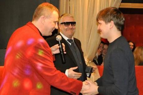 2012. aasta Eesti parimaks pokkerimängijaks valiti Lardo Leheste