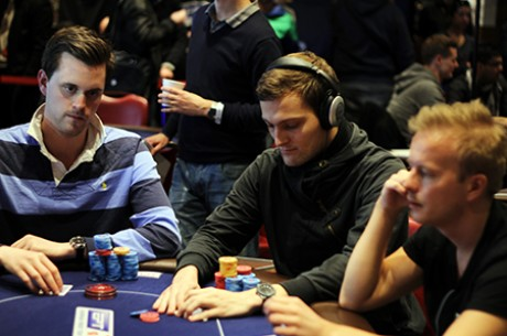 Haglund till final i PokerStars EPT London Main Event