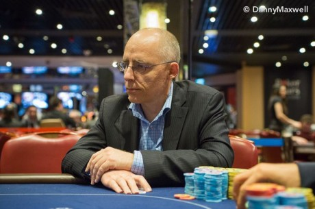 2013 PokerStars.com EPT London High Roller Day 2: Shakerchi Leads Final Table