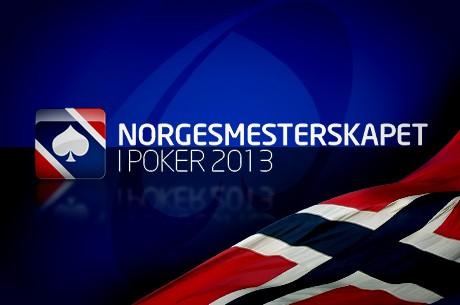 Norgesmesterskapet i Poker 2013 - Starter lørdag 24. mars