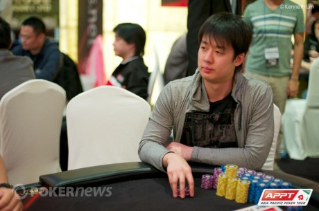 2013 PokerStars.net APPT Seoul Day 2: Aaron Lim Leads The Final 21