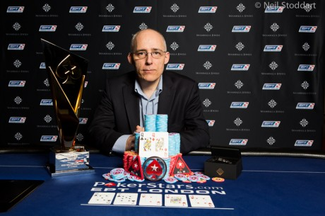 Talal Shakerchi Wins 2013 PokerStars.com EPT London High Roller
