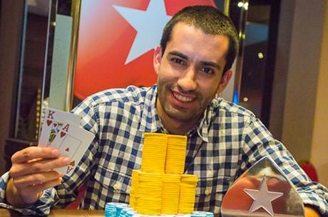 """João """"Naza114"""" Vieira Vence £2,000 NLH Turbo 6-máx (£42,100)"""