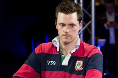 Haglund slutar trea i PokerStars EPT London
