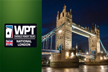 WPT National London Main Event Reaches Day 2; Lyssandro Rosas Leads