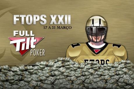 Arrancam Hoje as Full Tilt Online Poker Series XXII