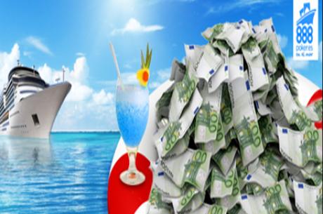 Consigue tu pasaje para unas vacaciones de poker en un crucero de lujo