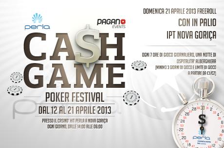 IPT Cash Poker Festival 2013