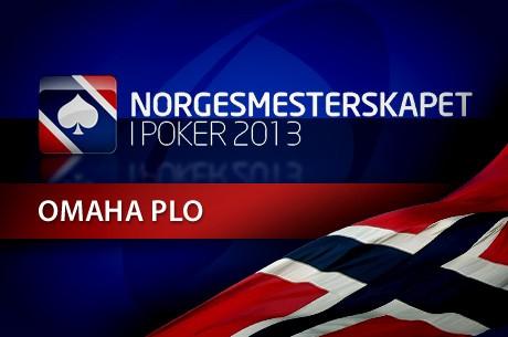 Norgesmesterskapet i Poker 2013  - PLO, 30 videre fra dag 1