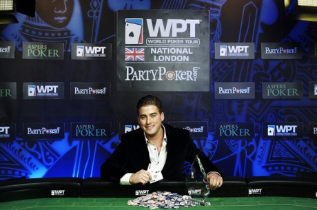Reece Lewis Wins the WPT National London Main Event for £80,000