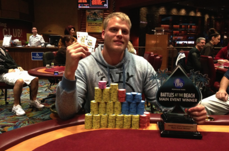 Stephen Bokor Wins 2013 Battles at the Beach Main Event