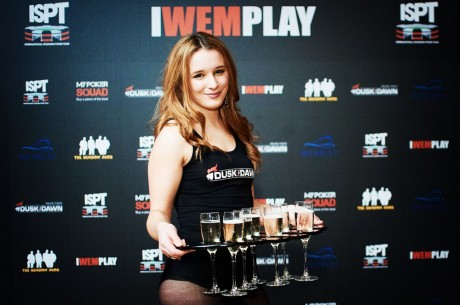 UK's Poker Finest Attend Official ISPT Launch Party at the Mayfair Hotel