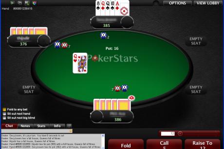 PokerStarsi mänguvalikusse lisandus neli uut omaha formaati!