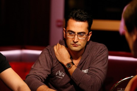 PartyPoker Premier League VI: Esfandiari Ends Cold Streak; Duhamel Leads Group A