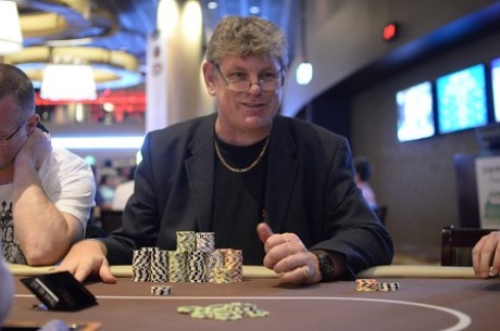2013 PokerStars.net ANZPT Sydney Day 1a: Gary Benson Leads