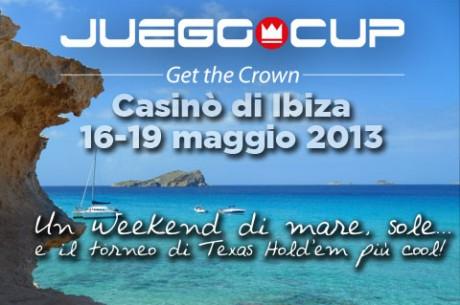 Un fin de semana de sol, mar y Juego en Ibiza!