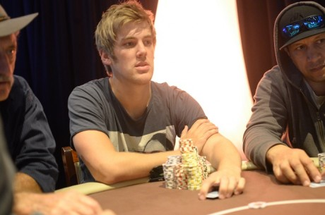 2013 PokerStars.net ANZPT Sydney Day 1b: Ashley Mason Takes Top Spot