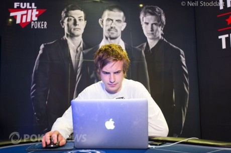 The Online Railbird Report: Blom Over $4 Million for 2013; Huge Week for Hendon