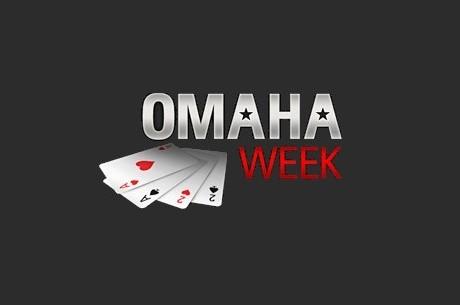 Na PokerStars začína v pondelok Omaha Week so skvelými akciami!