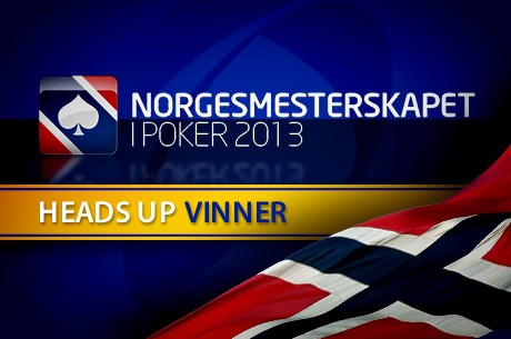 NM i Poker 2013 Heads-up - Pål Strand Larsen vant