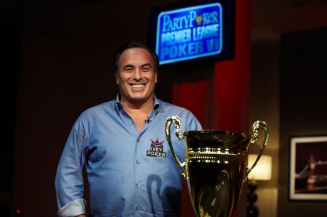 Dan Shak Wins PartyPoker Premier League VI for $450,000; Sam Trickett Finishes 2nd