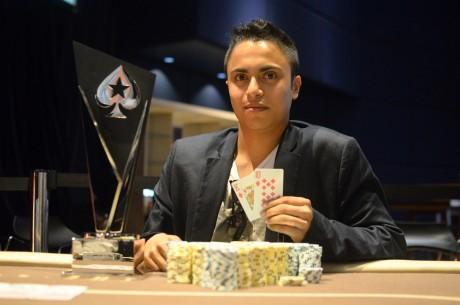 Dinesh Alt Wins 2013 PokerStars.net ANZPT Sydney Main Event
