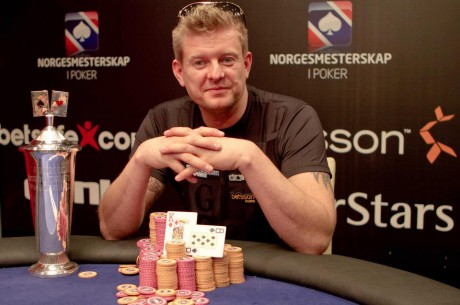 Andres Smådal – Norgesmester Main Event 2013