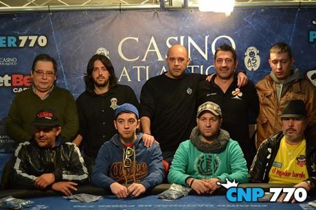 Resumen del CNP770 A Coruña. Ganador Daniel Fresneda