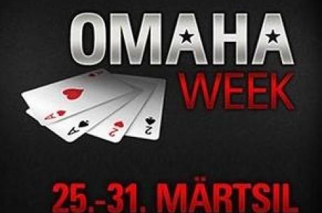 PokerStarsis omaha nädal