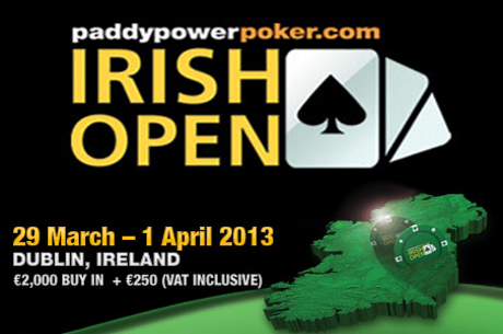 Wednesday is Your Last Chance to Qualify for the 2013 Irish Open