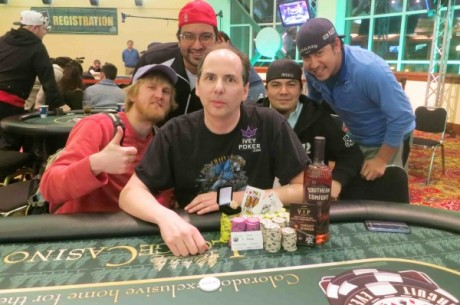 "Team Ivey's Allen ""Chainsaw"" Kessler Wins Second WSOP Circuit Ring"