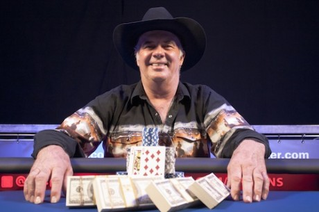 Mike Harris Wins HPT Belterra; Becomes Third Player to Win Multiple HPT Titles
