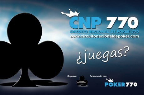 Nuevos clasificatorios para el CNP770 Málaga