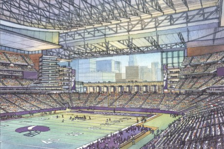 Inside Gaming: Funding for the Minnesota Vikings Stadium Falls Short, and More