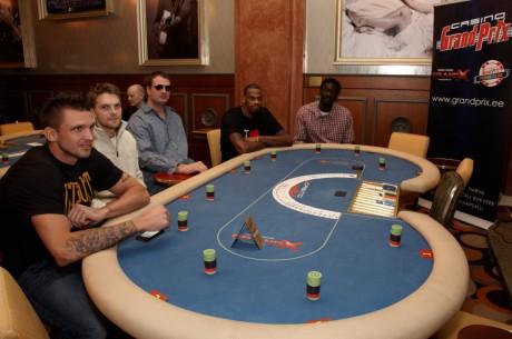 Martin Müürsepp võrdles oma mängu PokerNews Live'il Kalev/Cramo hooajaga