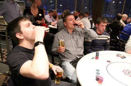 APRILL: 2014. aastal keelustatakse Eesti kasiinodes alkoholi müük