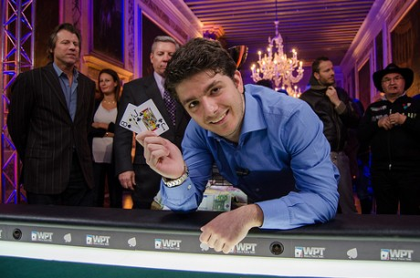 Rocco Palumbo Wins 2013 World Poker Tour Venice Grand Prix