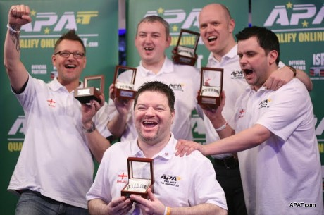 2013 APAT World Championships: The Results so far