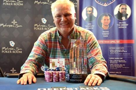 Tom Christopher Wins 2013 DeepStacks Poker Tour Patriot Poker Classic
