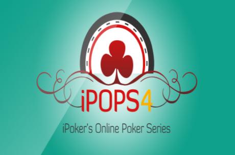 IPoker网络发布第四届iPOPS