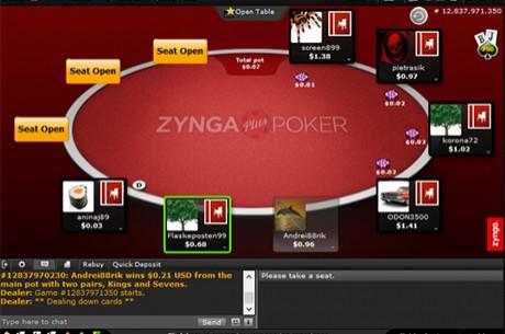 Zynga Poker e Casino é Lançada no Reino Unido em 2013