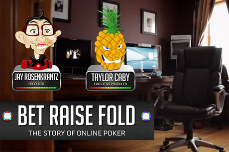 Bet Raise Fold: A História do Poker Online