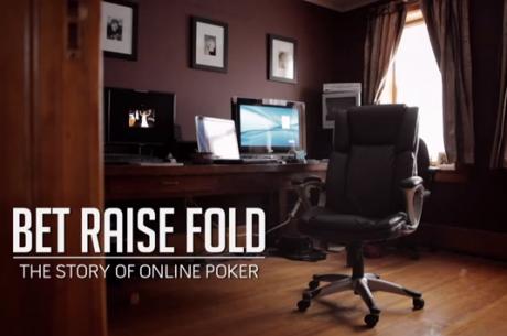"""预告片""""下注加注弃牌:线上扑克玩家的故事"""""""