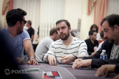 2013 WSOP Asia Pacific Event #1 Day 1b: Antoine Saout Leads The Way