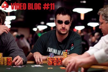 Vídeo Blog #11 de André Coimbra